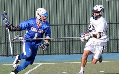 #1 Brett Pollack on the attack